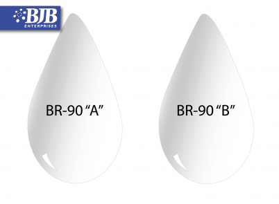 BR-90 BRUSHABLE A/B