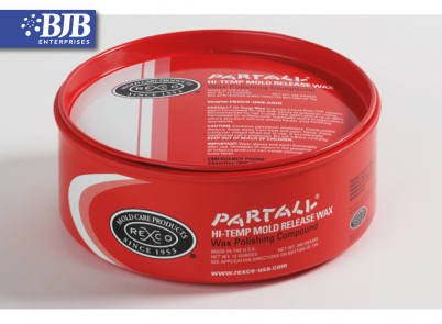 NEW! PARTALL HI-TEMP MOLD RELEASE WAX