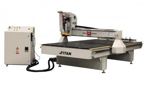 Titan Series CNC Router